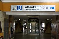 U-Bahn Lattenkamp